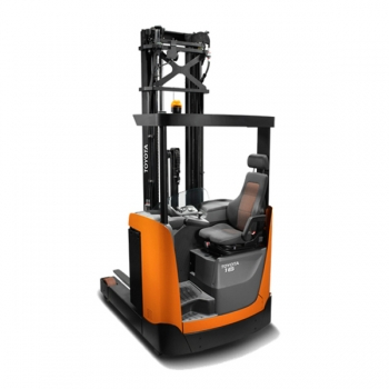 Electric/Battery Reach Truck (Sit-On)