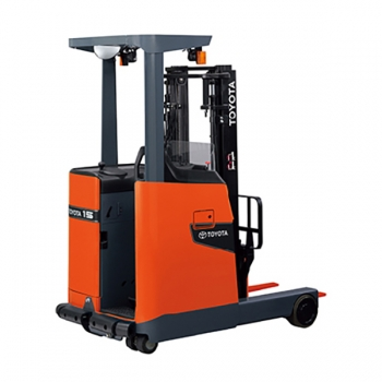 Electric/Battery Reach Truck (Stand-On)