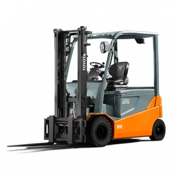 Electric/Battery Forklift (4-Wheel)