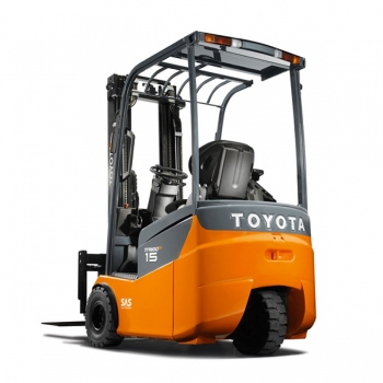 Electric/Battery Forklift (3-Wheel)